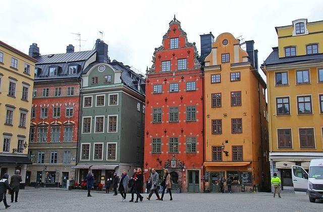 Stockholm - Arlanda