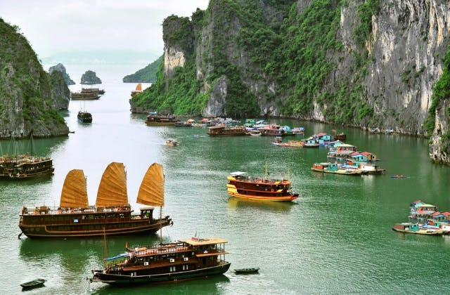 Image result for images of ho chi minh city vietnam